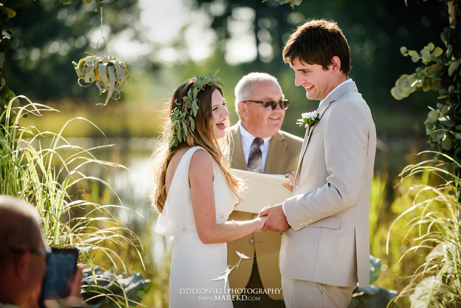 cristina cody wedding ceremony reception photographer michigan white lake outdoor nature water lake indian springs metropark47 - Cristina and Cody