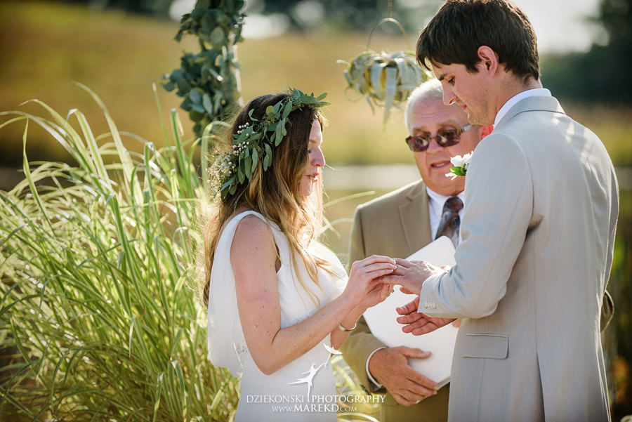 cristina cody wedding ceremony reception photographer michigan white lake outdoor nature water lake indian springs metropark50 - Cristina and Cody