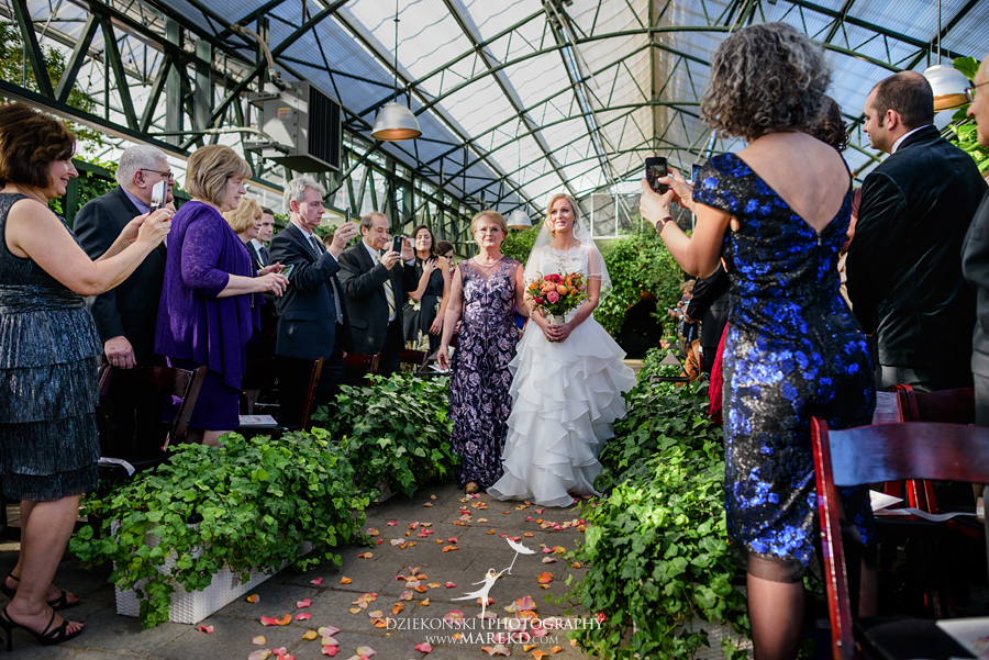Mirona Rich Planterra wedding ceremony reception detroit public library woodward bridal party bride groom portraits michigan pictures41 - Mirona and Rich